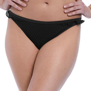 Freya Bikini Slip Bohemia AS2974 Black