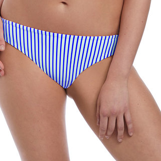 Freya Bikini Slip Totally Stripe AS6553 Cobalt