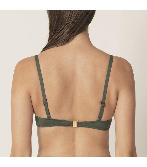 Marie Jo Balconette Bikini Top Gina 1001319 Dark Olive