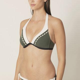 Marie Jo Triangel Bikini Top Gina 1001312 Dark Olive