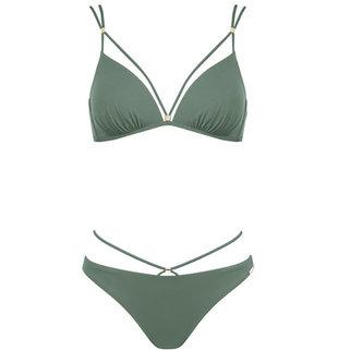 Maryan Mehlhorn Bikini Set Attitude 5054-714 Olivin