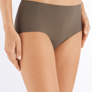 Hanro Taille Slip Smooth Illusion 071297 Reed Green
