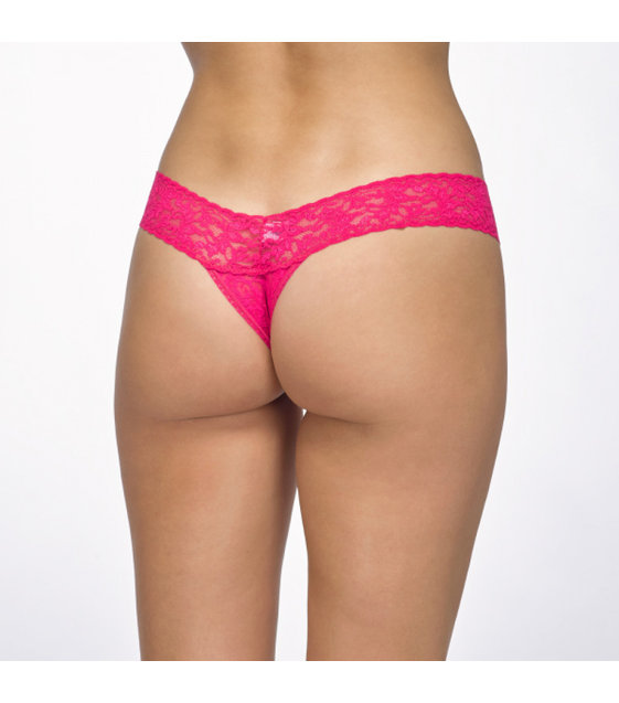Hanky Panky Low Rise Thong 4911P Allure