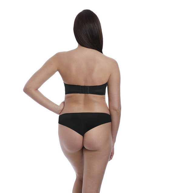 Freya Brazilian String Slip Cameo AA3167 Black