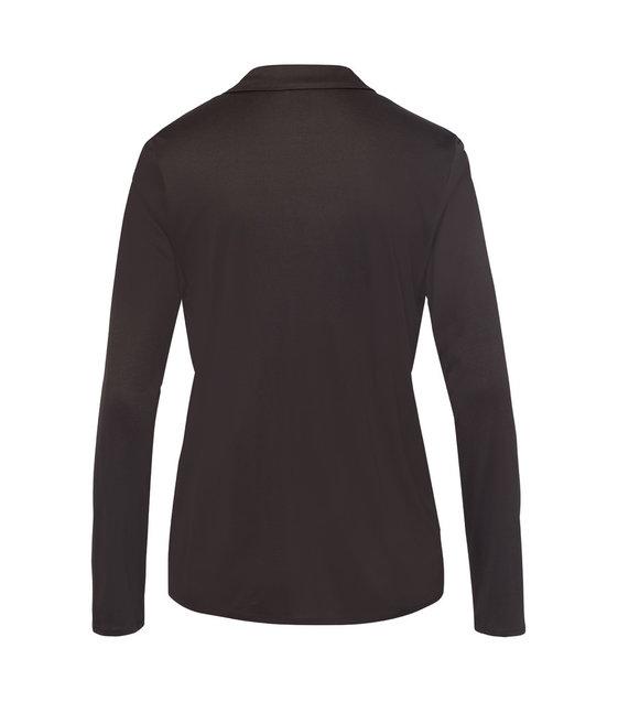 Hanro Shirt Elin 076552 Everglade