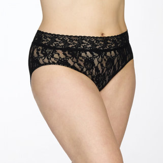 Hanky Panky French Brief 461 Black