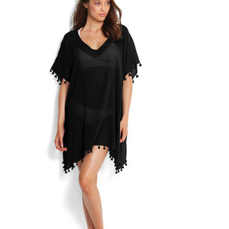 Seafolly Kaftan 52162 Black
