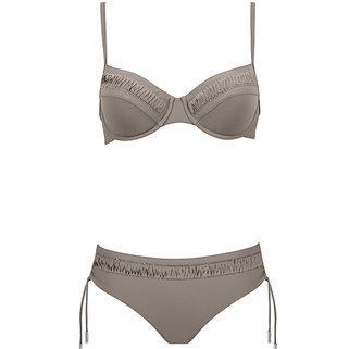 Maryan Mehlhorn Bikini Set Allure 5556-710 Taupe Cristal