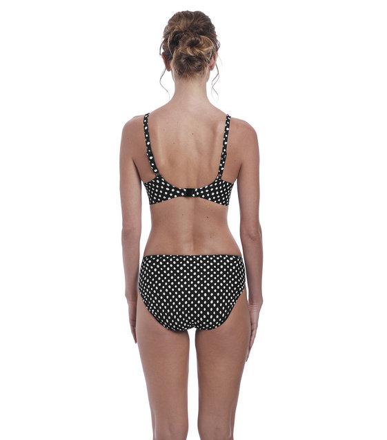 Fantasie Bikini Slip Santa Monica FS6725 Black & White