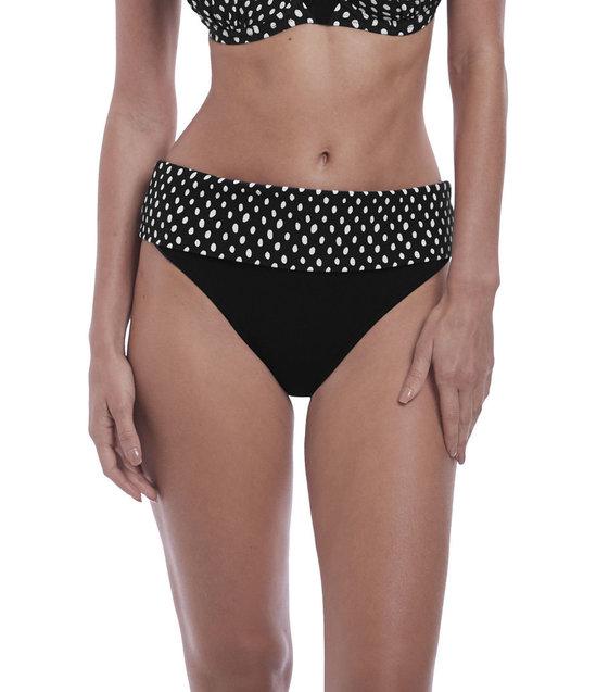 Fantasie Bikini Slip Santa Monica FS6726 Black & White
