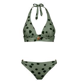 Maryan Mehlhorn Maryan Mehlhorn Bikini Set Credo 5049-802 Agave Black