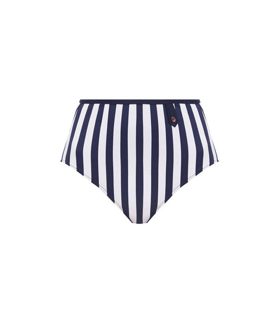 Fantasie High Rise Bikini Slip Cote D'Azur FS6747 Ink
