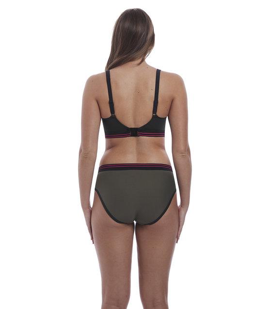 Freya Sweetheart Bikini Top Club Envy AS6820 Khaki