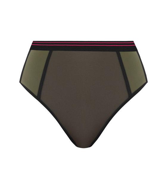 Freya Bikini Taille Slip Club Envy AS6825 Khaki