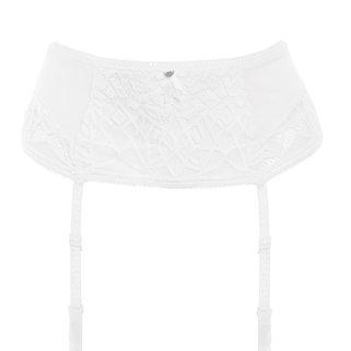 Freya Jarretelle Soiree Lace AA5019 White