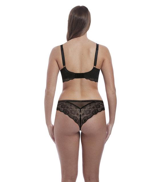 Freya Brazilian Slip Expression AA5490 Black