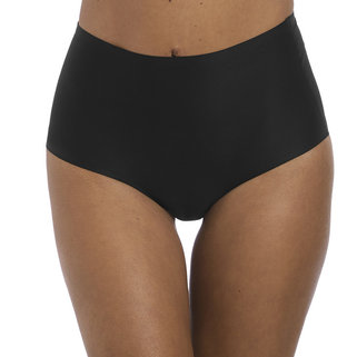 Fantasie Smoothease Invisible Stretch Taille Slip FL2328 Black