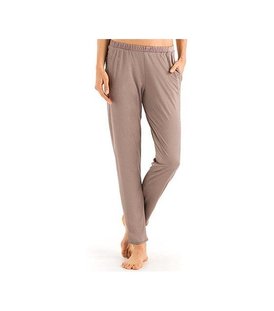 Hanro Pyjama Grand Central 077402/077409 Vintage Taupe
