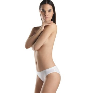 Hanro Slip Perfectly Nude 071431 white