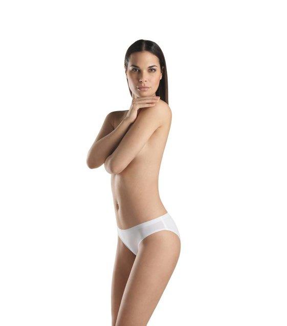 Hanro Slip Perfectly Nude 071431 white