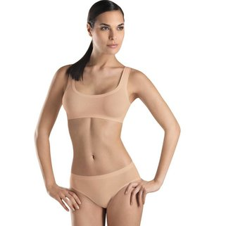 Hanro Crop Top Touch Feeling 071810 skin