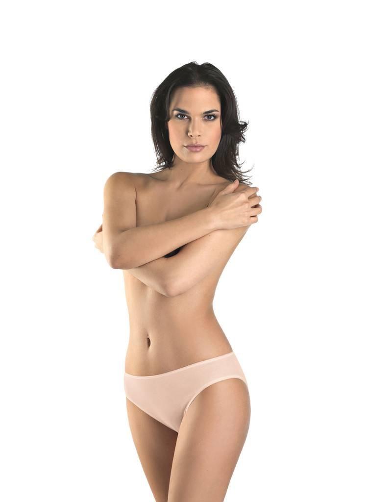 Hanro Hanro Rio Slip Cotton Seamless 071626 skin
