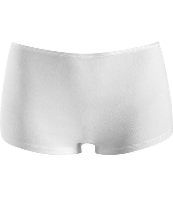 Hanro Shortleg Cotton Seamless 071631 white