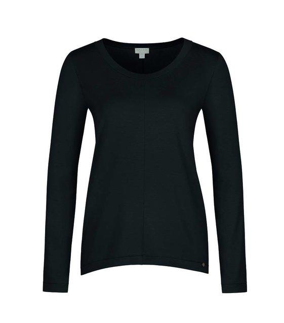 Hanro Shirt Yoga 077996 black