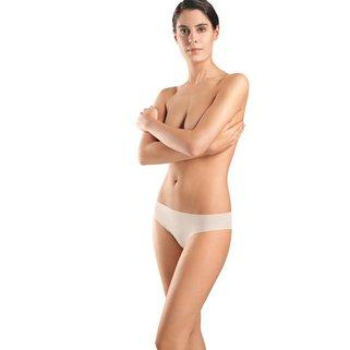 Hanro Slip Invisible Cotton 071226 powder