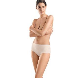 Hanro Taille Slip Invisible Cotton 071228 powder
