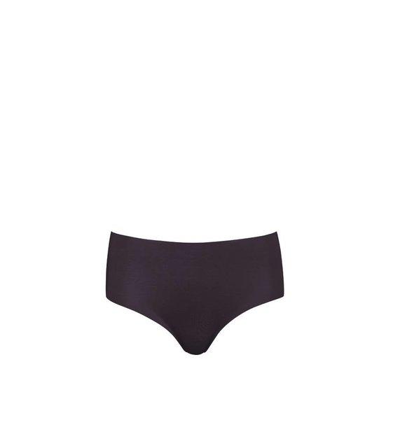 Hanro Taille Slip Invisible Cotton 071228 mahogany