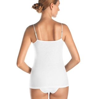 Hanro Spaghetti Top Moments 071484 white