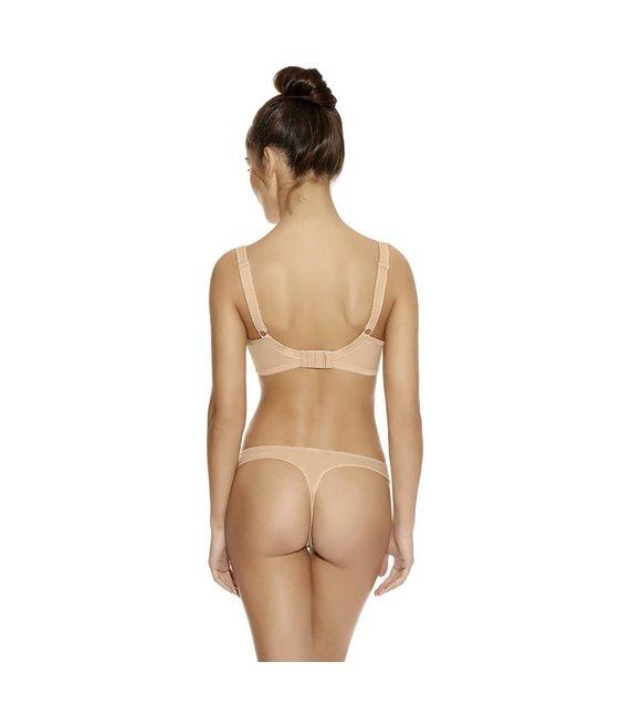 Freya Lingerie Plunge BH Deco AA4234 Nude