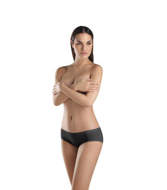 Hanro Slip Perfectly Nude 071432 black