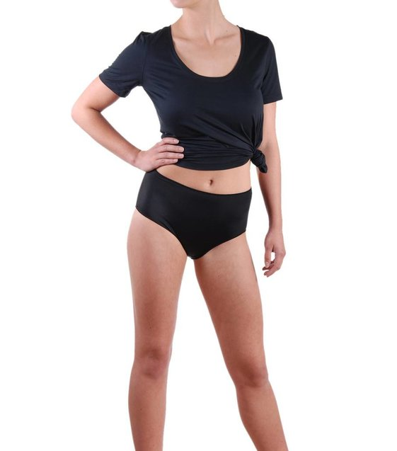Lejaby Taille Slip Invisible 5304 Noir