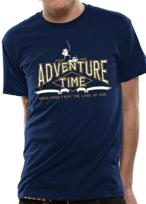 Adventure Time Adventure Time College | T-Shirt