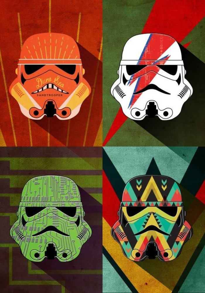 Thunder Squad  | Pop Art Troopers