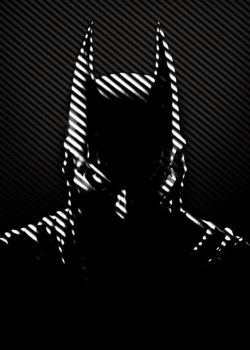 DC Comics Caped Crusader  | Batman Noir
