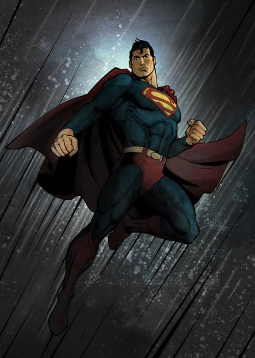 DC Comics Superman  |  Forces of Good and Evil