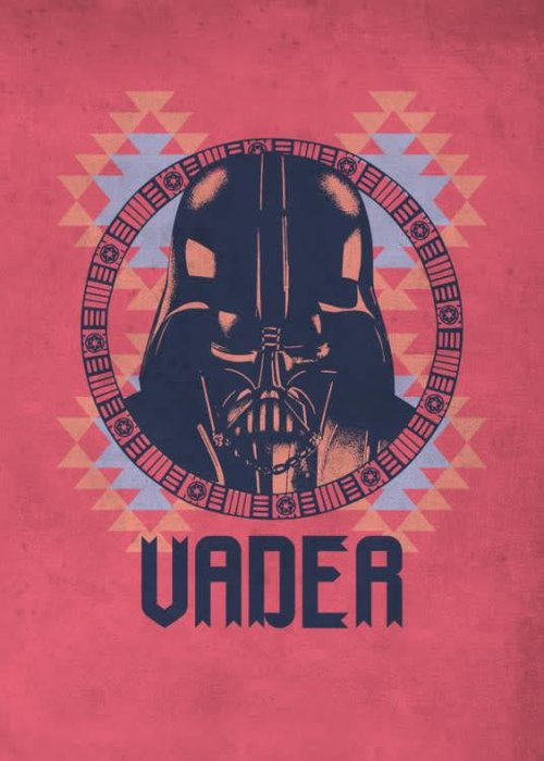 Star Wars Vader  | Space Patterns