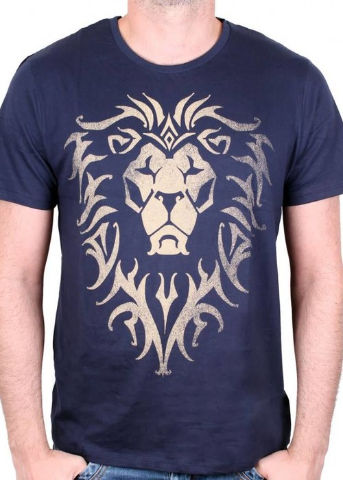 Blizzard Warcraft Alliance Silver | T-Shirt