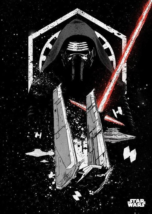 Star Wars Kylo  | Star Wars Pilots