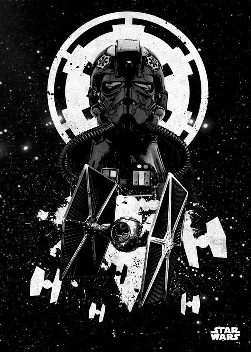 Star Wars Tie Fighter Pilot  | Star Wars Pilots