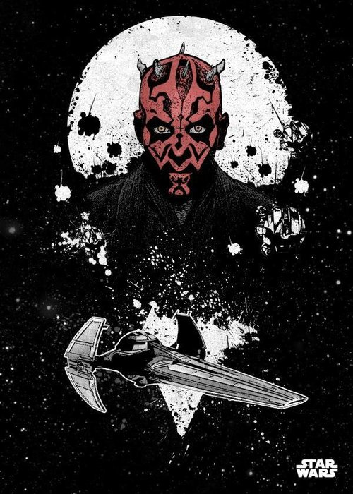 Star Wars Darth Maul  | Star Wars Pilots