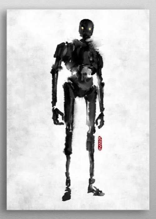 Star Wars K-2SO | Rogues Artbook