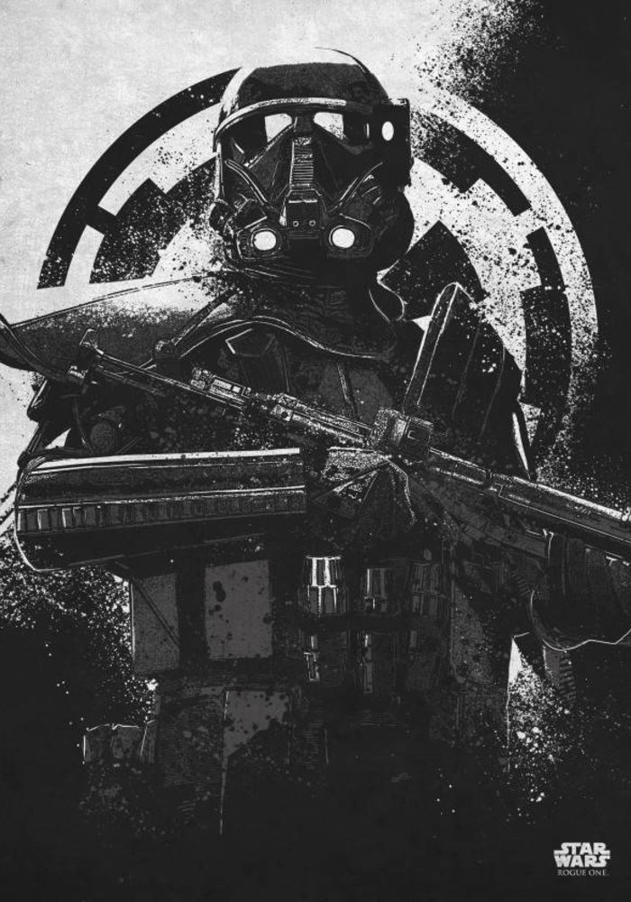 Death Trooper  | Rogue One Gray Morality
