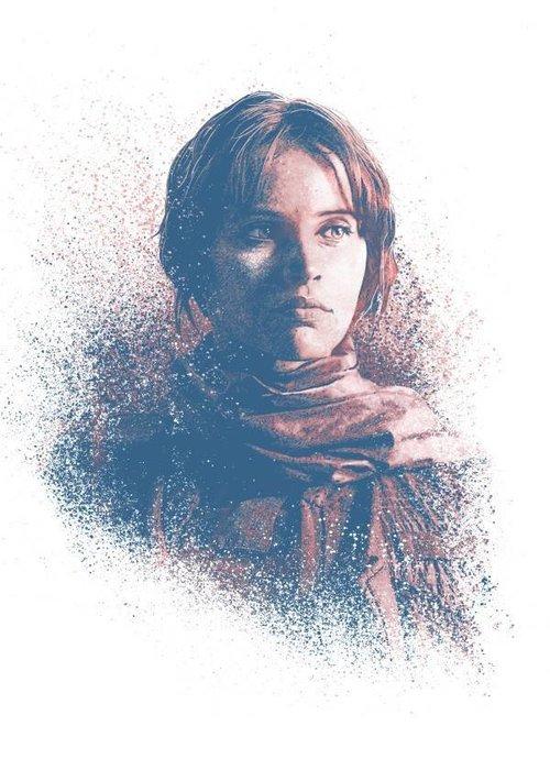 Star Wars Jyn  | Star Wars Guiding Force