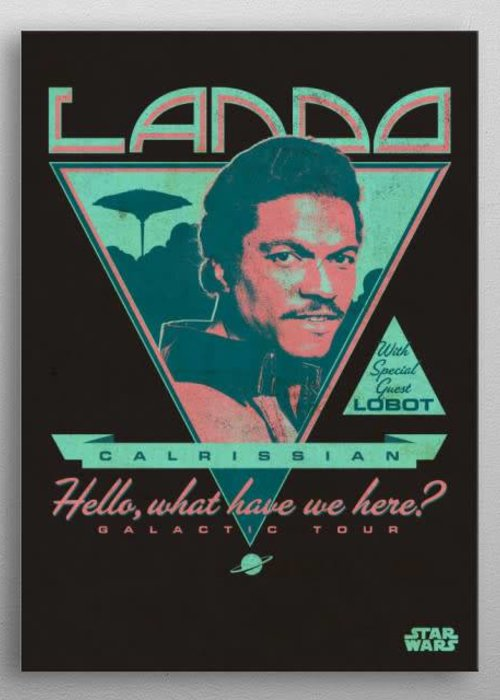 Star Wars Lando  | Star Wars Legends
