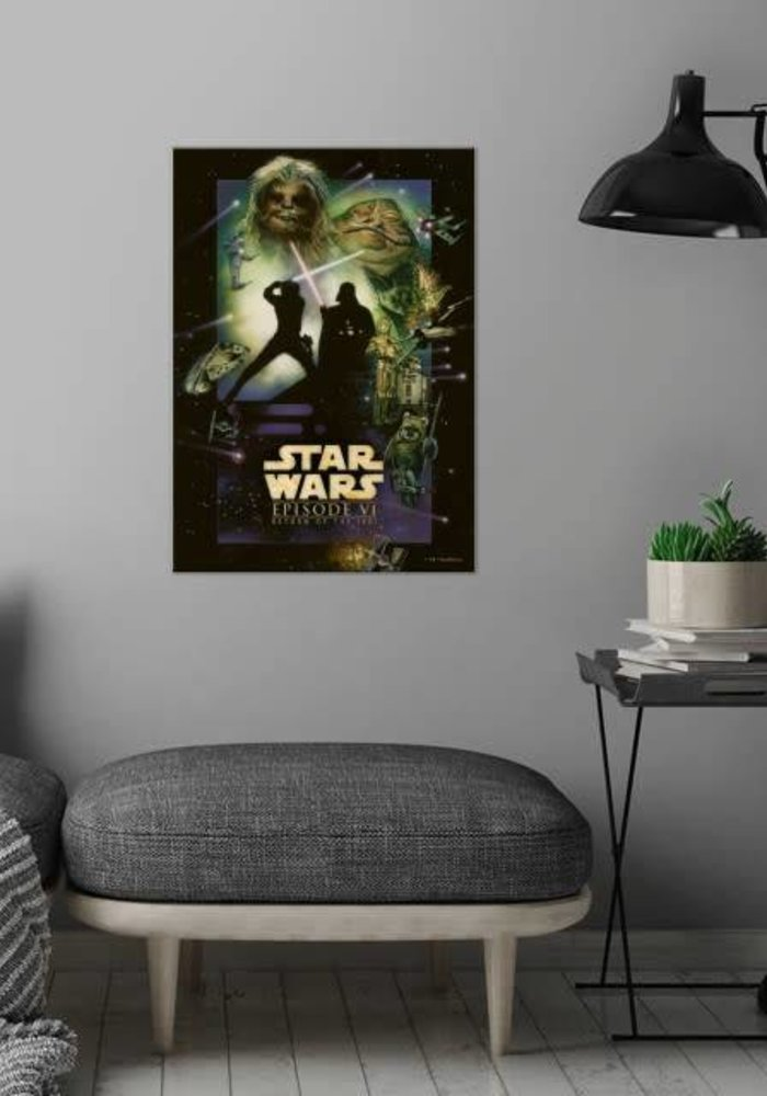 Return of the Jedi  | Star Wars Movie Posters