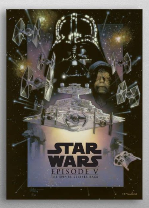 Star Wars The Empire Strikes Back     Star Wars Movie Posters